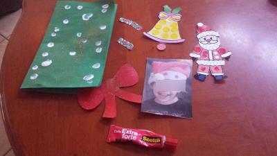 création Noël 2015