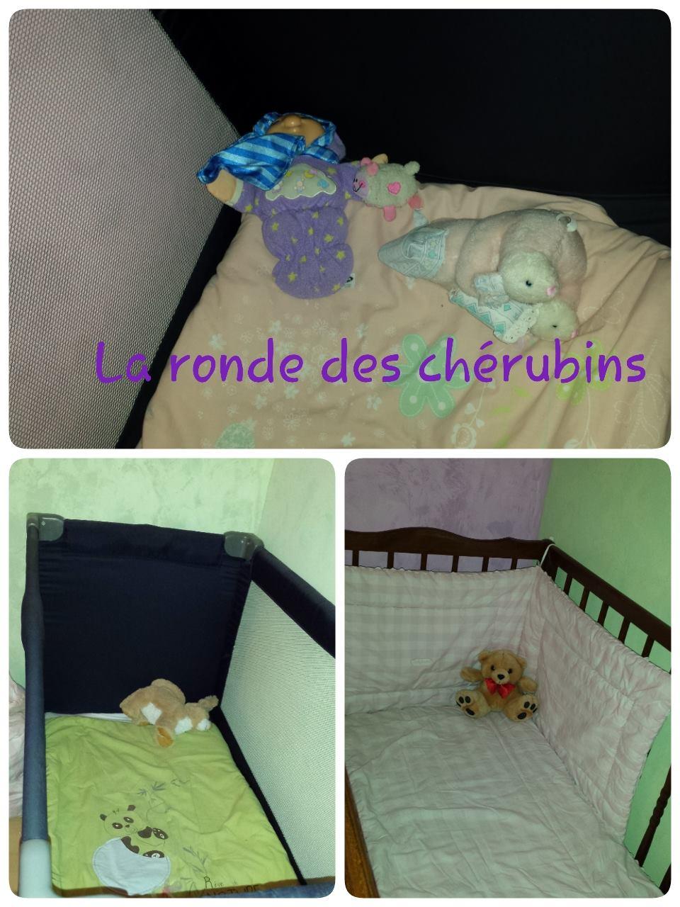 Chambre 2 espace sieste