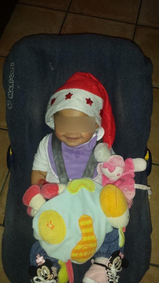 Bébé Noël, la ronde des chérubins, Collin Sylvie