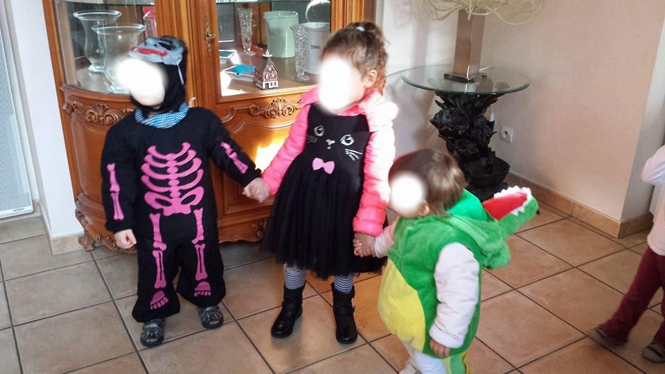 Halloween,assistante maternelle Villeparisis