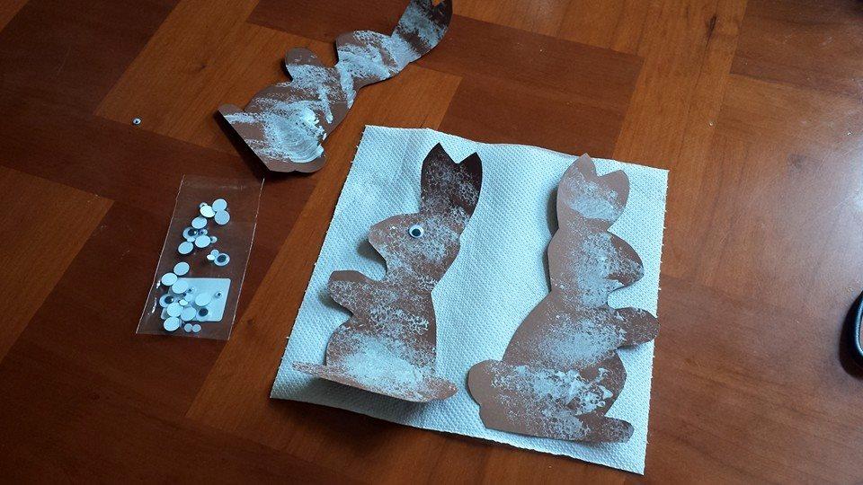 lapins de Pâques, blog assistantes maternelle, mon enfant.fr, CAF