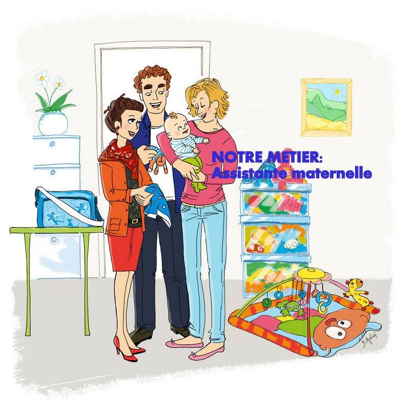 L'intérêt de choisir une assistante maternelle par Collin Sylvie