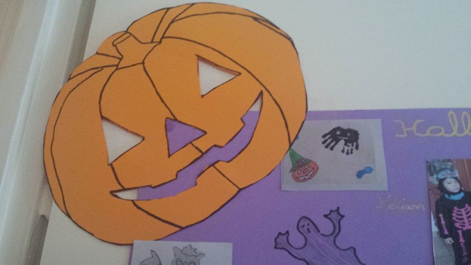 assistante maternelle Villeparisis, halloween