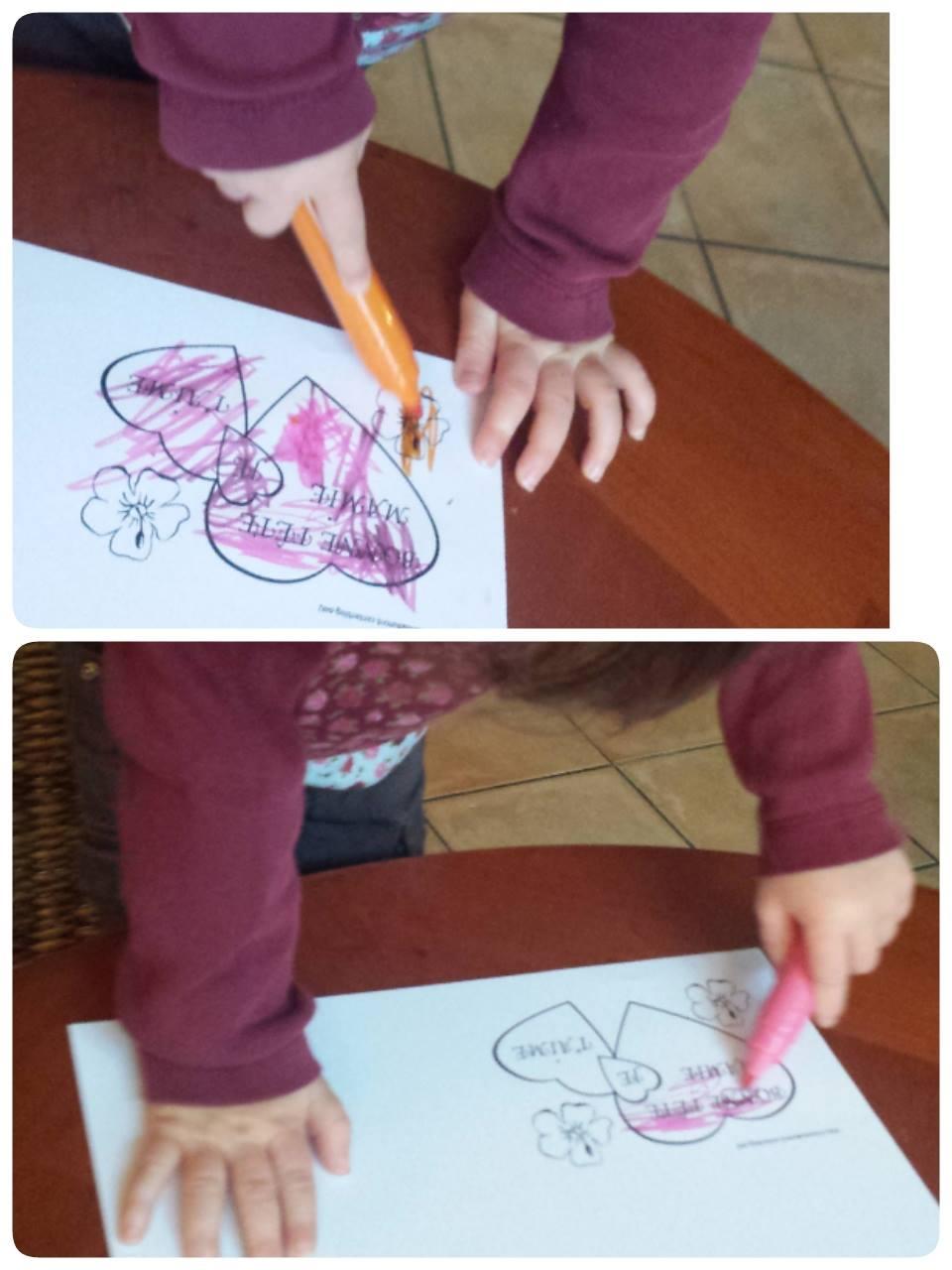 Blog, assistante maternelle Villeparisis, la fête des grands mères