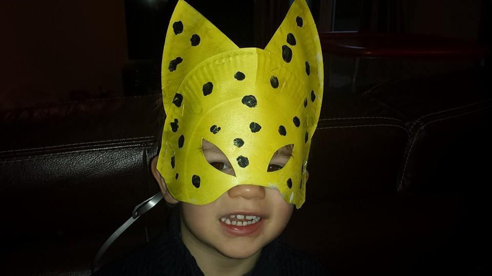 carnaval, les masques, blog, assistante maternelle Villeparisis