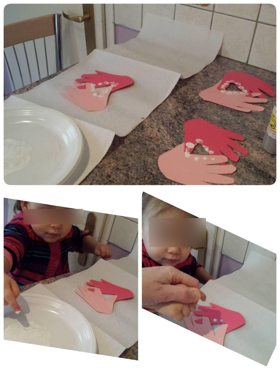 Blob, assistante maternelle Villeparisis, Saint Valentin 2015