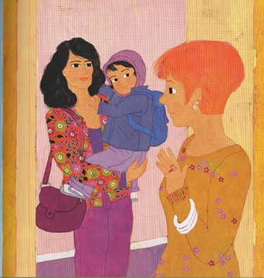 Faire garder son enfant par une assistante maternelle