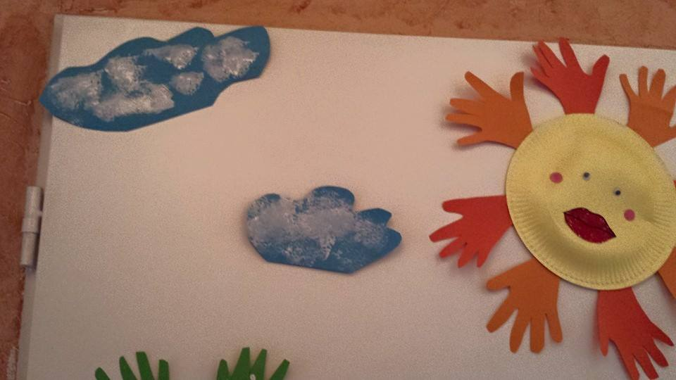 Les nuages et Madame le soleil, petite enfance,Villeparisis, places disponibles pour septembre 2015
