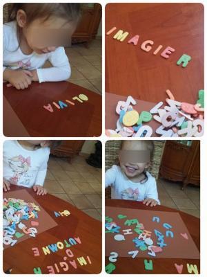 11222944 10192717Automne 2015: Mon imagier, assistantes maternelles Villeparisis