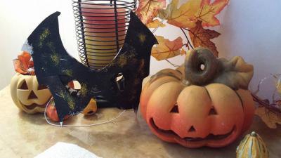 Halloween 2015: Assistantes maternelles Villeparisis