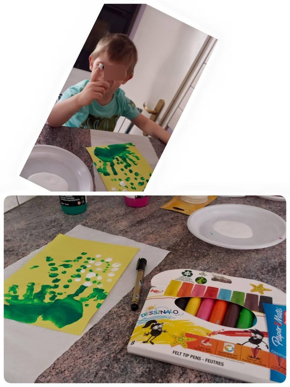 Atelier création Mai 2015: assistante maternelle Villeparisis, petite enfance