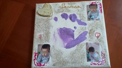 Fête des mères 2015, atelier des tout petits, assistante maternelle, les enfants d'abord