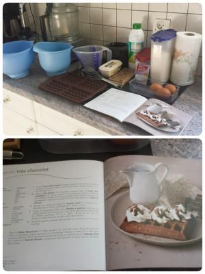 Atelier culinaire, assistante maternelle Villeparisis