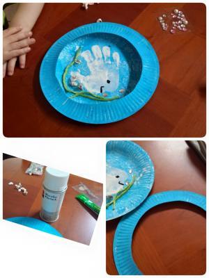 juillet 2015, ateleir création assistante maternelle Villeparisis