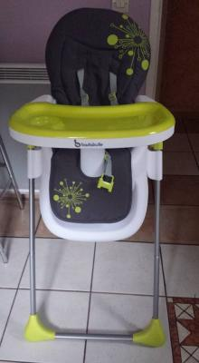 nouvelle chaise haute
