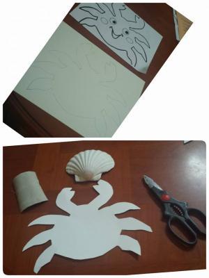 M. Le crabe