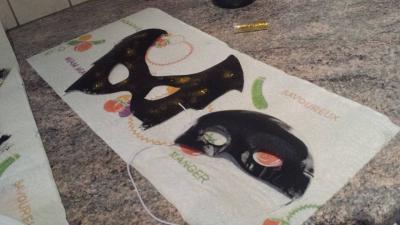 Masques d' Halloween
