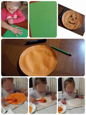 Assistantes maternelles Villeparisis, Halloween 2015