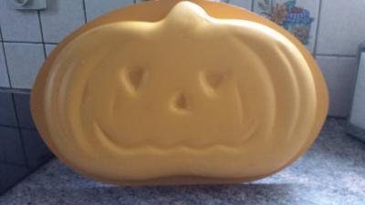 Halloween: Moule à gâteaux citrouille