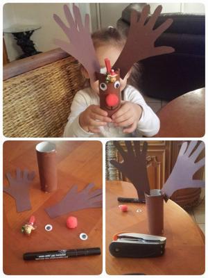 Rudolf, le renne du père Noël