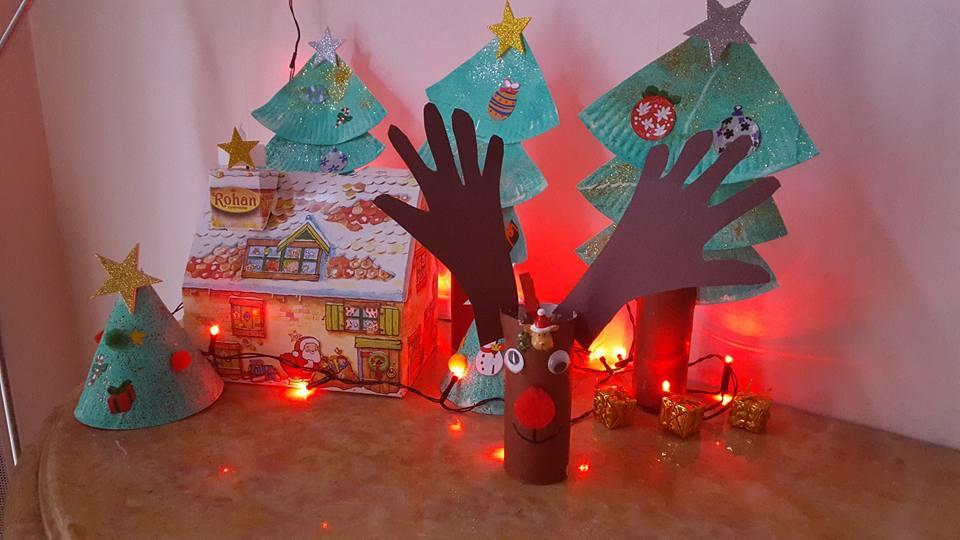 Village du père Noël: assistante maternelle Villeparisis