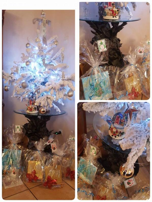 Noël 2015:assistantes maternelles Villeparisis