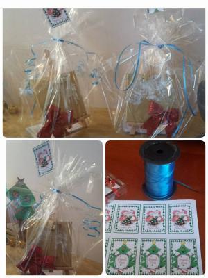Les cadeaux des tout petits: Noël 2015