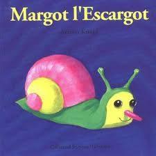 Margot l'escargot, petite enfance Villeparisis, Collin Sylvie