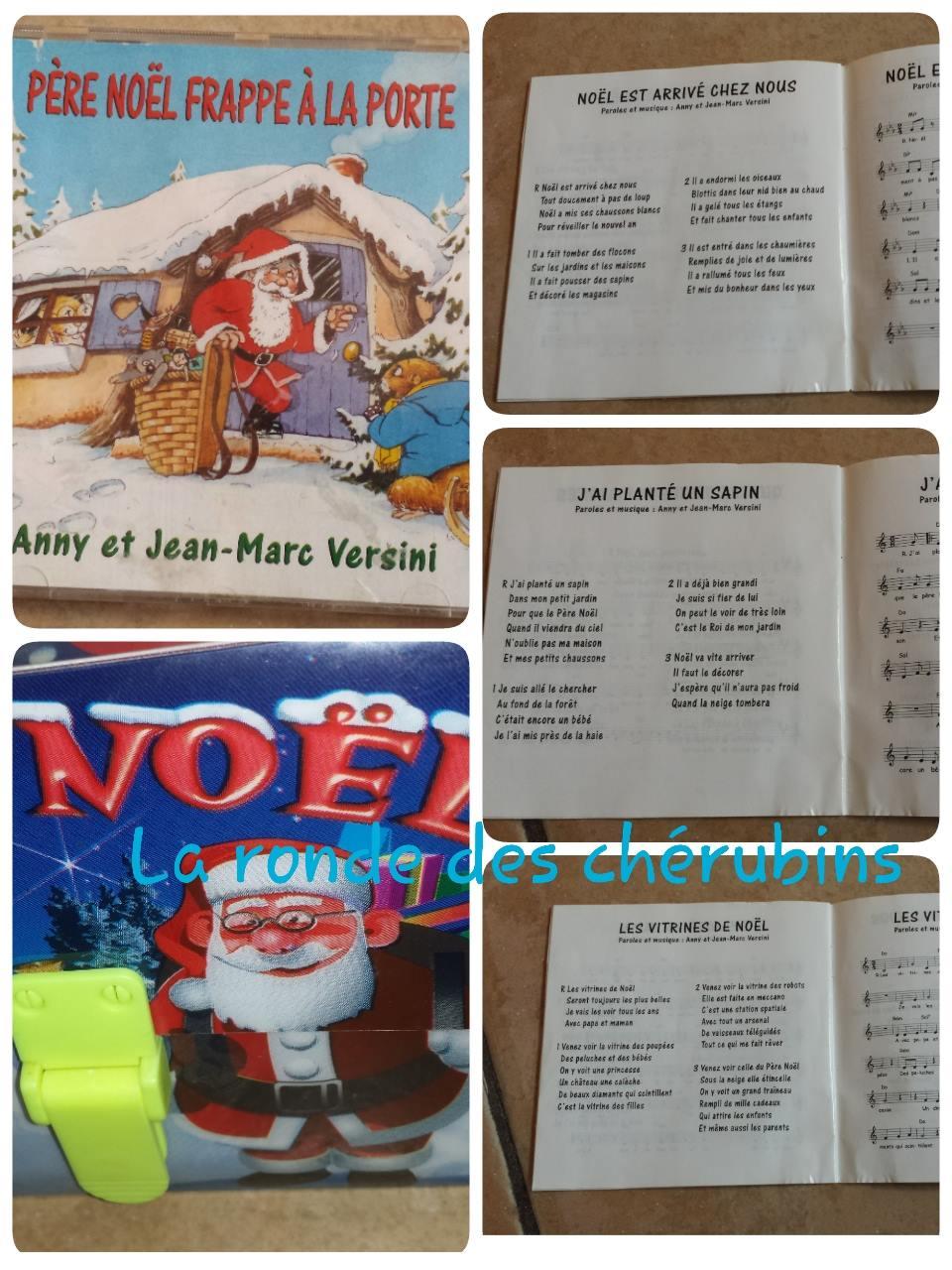 Les chants de noël, assistante maternelle Villeparisis