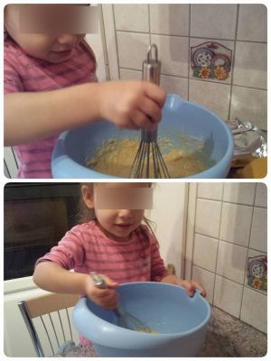 Gâteau d'Halloween, assistantes maternelles Villeparisis