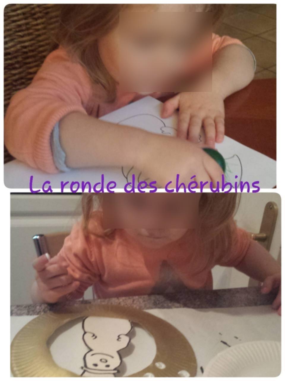 Activité manuelles , assistante maternelle Villeparisis