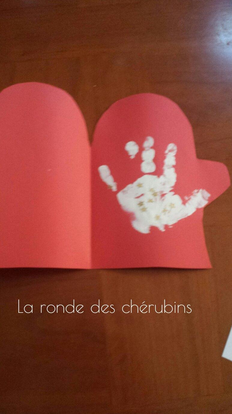 Activités de noël, assistante maternelle Villeparisis, Collin Sylvie