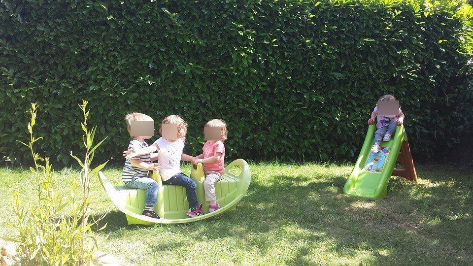 les jeux de plein air, assistantes maternelle Villeparisis
