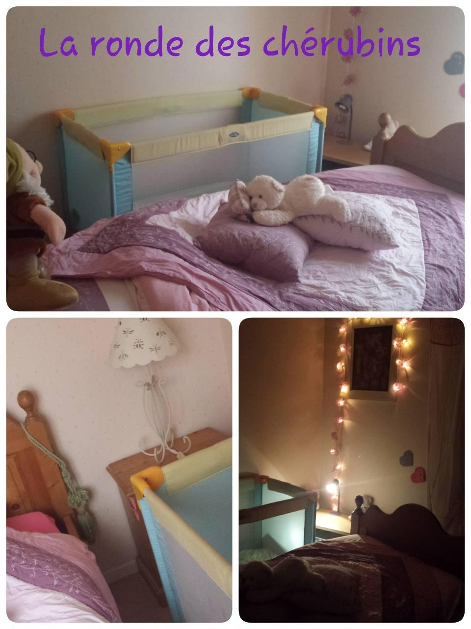 Sieste, 1 ère chambre des petits, assistante maternelle Villeparisis
