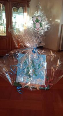cadeau de Noël aux parents, Villeparisis